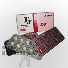Трийодтиронин - T3 (хормон на щитовидната жлеза)