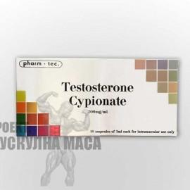 Тестостерон ципионат - Pharm tec
