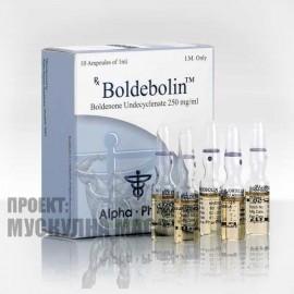 Boldebolin (Болденон) Alpha pharma