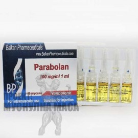 Parabolan Balkan Pharmaceuticals - цена за 10 ампули