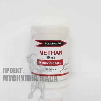 Метан 100 таб / 10 мг - PolfaPharm