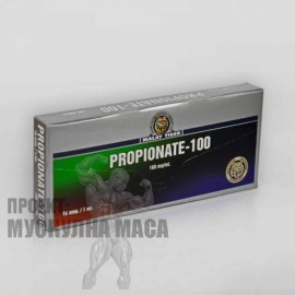 Testosteron Propionate 100 Malay Tiger - цена