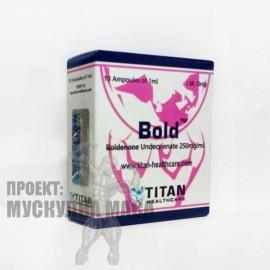 Болденон Bold Titan - цена за 10 ампули