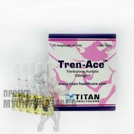 Tren-ace (Тренболон ацетат) Titan - бърз Параболан - 10 ампули