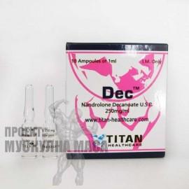 Dec (Дека дураболин) Titan - ампули