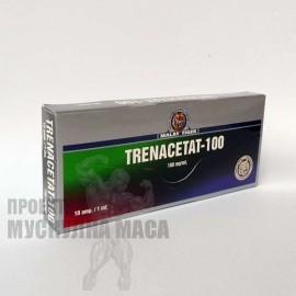 Trenacetat 100 (Тренболон ацетат) Malay Tiger - Цена за 10 ампули.