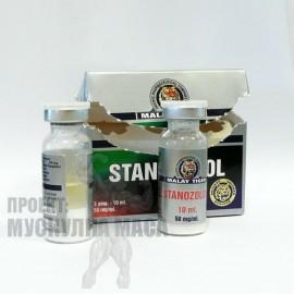 Stanozolol (Winstrol) Malay Tiger - цена за 1 флакон Винстрол.
