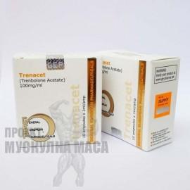Trenacet GEP - Тренболон ацетат цена за 10 ампули.