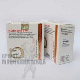 Multy Testo 350 GEP (Сустанон) цена - 350мг / 1мл.