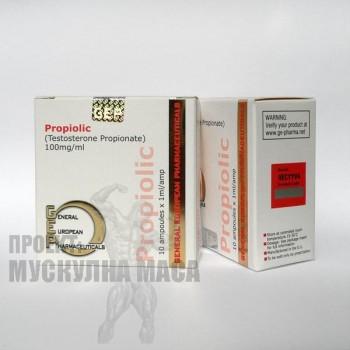 Тестостерон пропионат ГЕП / Propiolic GEP цена нова опаковка.