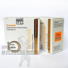 Trenoid GEP / Тренболон енантат: цена и описание.