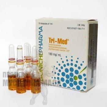 ТриТрен - Три Тренболон цена 180 мг в 1 амп.