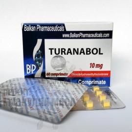 Turanabol (Туринабол) Balkan-pharmaceuticals - цена