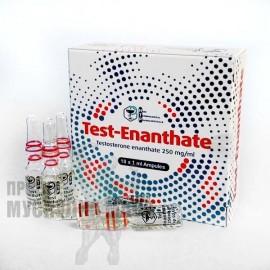 Тестостерон енантат HTP 10 амп. х 250 мг.