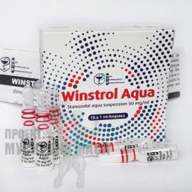 Winstrol Aqua HTP - инжекционен Винстрол цена.