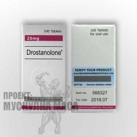 Drostanolone (Мастерон) Biotech