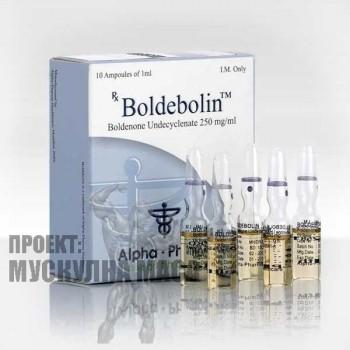 Ефект и резултати от прием на болденон в нормална доза.