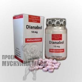 Дианабол е метан с добър ефект и силно действие когато се приема в оптимална доза в цикъл за натрупване на мускулна маса.