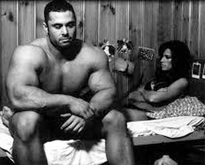 Намалено желание за секс и либидо, страничен ефект от прием на анаболни стероиди.