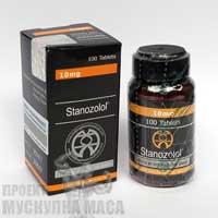 Винстрол на biotech с добър ефект за чиста мускулна маса.
