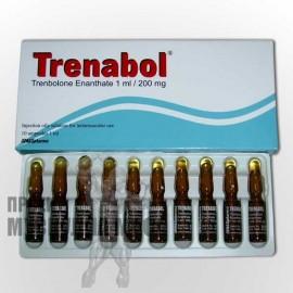 Тренболон енантат (Trenabol) е известен като Параболан. Силен анаболен стероид за качване на мускулна маса и сила.