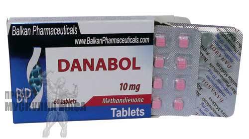 Danabol метандиенон стероиды и эндогенный тестостерон
