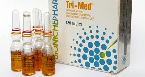 Тритрен или Три тренболон цена от Bioniche pharma.