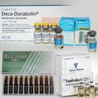 Deca durabolin (Nandrolon decanoat) - дека дураболин